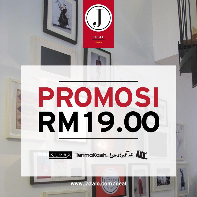 JAZALO Deal RM19